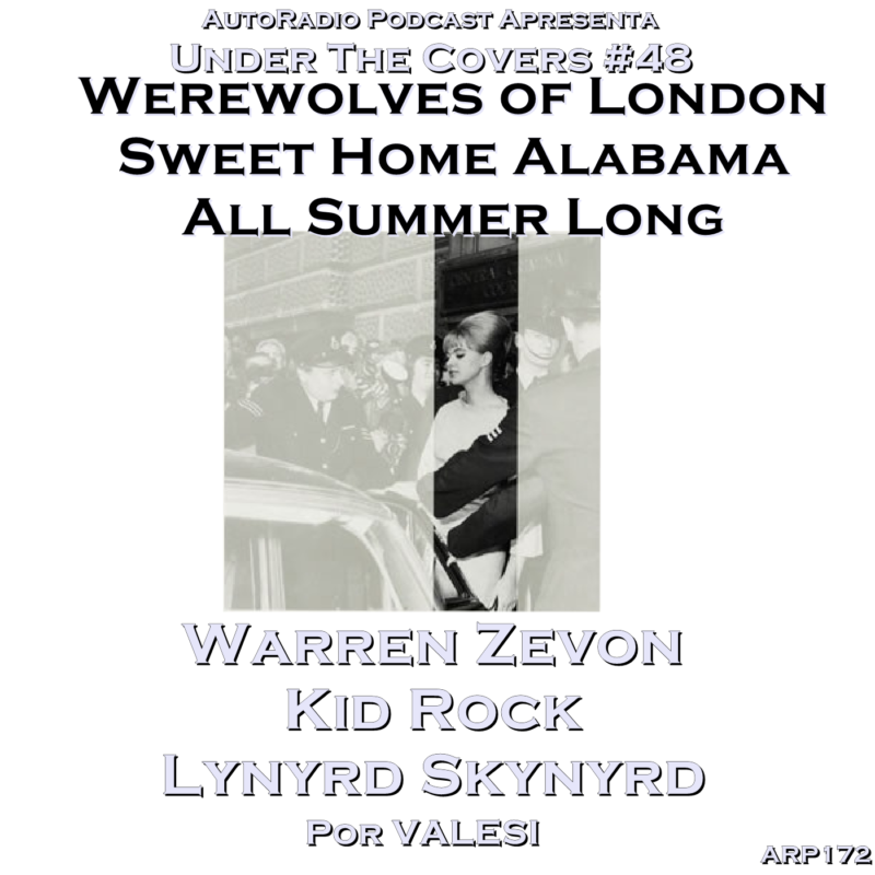 AutoRadio Podcast Under The Covers - Werewoves Of London